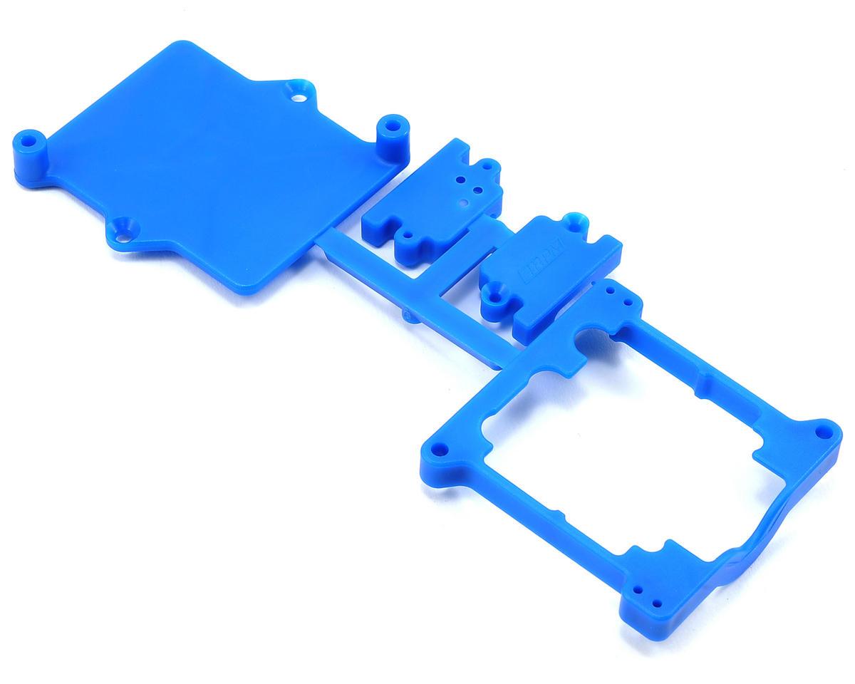 RPM Traxxas Sidewinder 3/SCT ESC Cage (Blue)