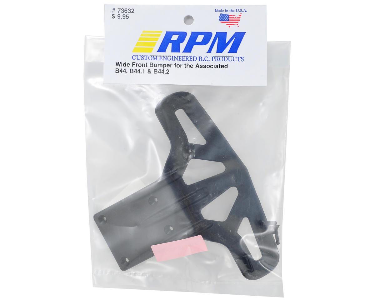 RPM B44.2 Wide Front Bumper (Black)