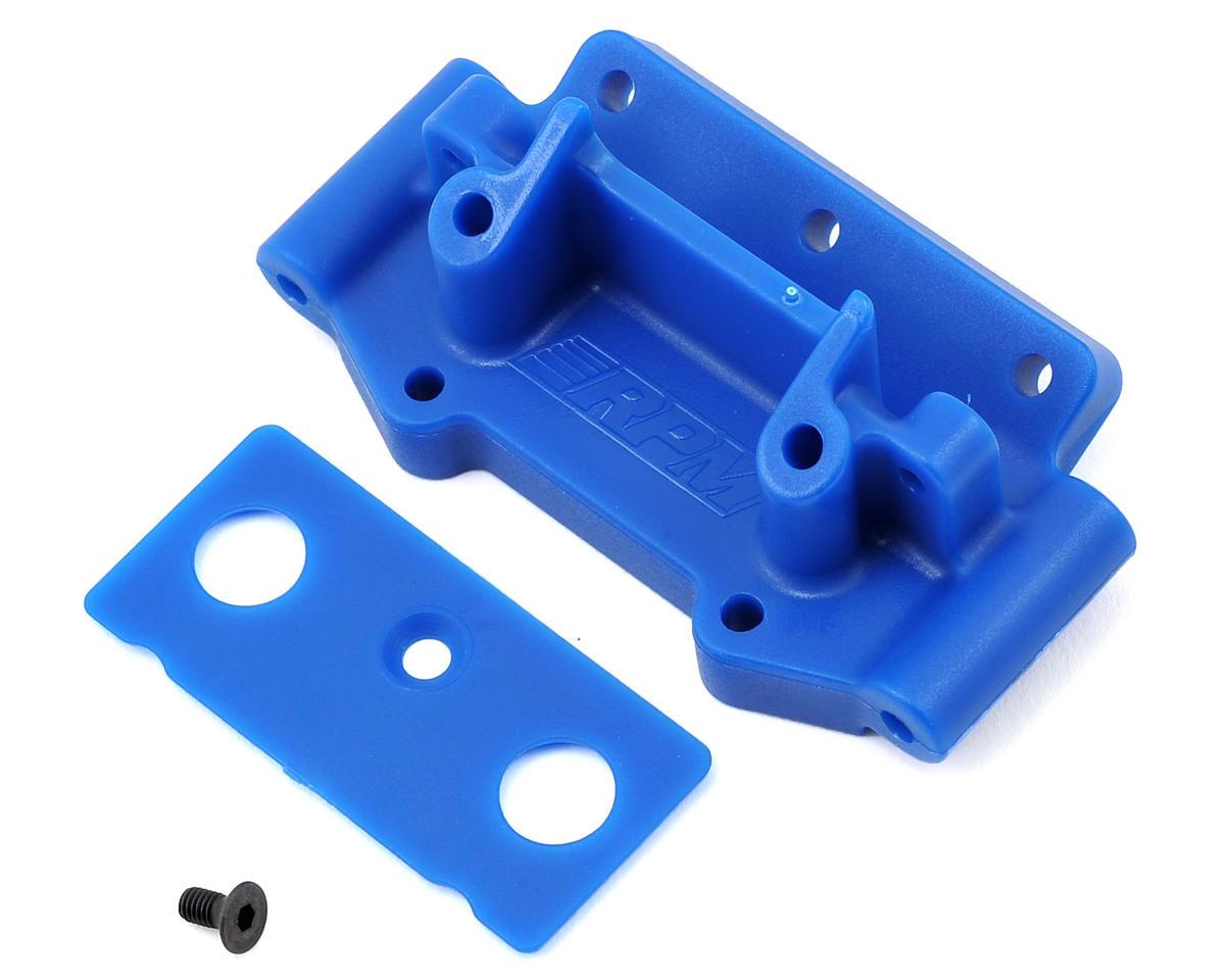 RPM Traxxas 2WD Front Bulkhead (Blue) [RPM73755]   Cars & Trucks
