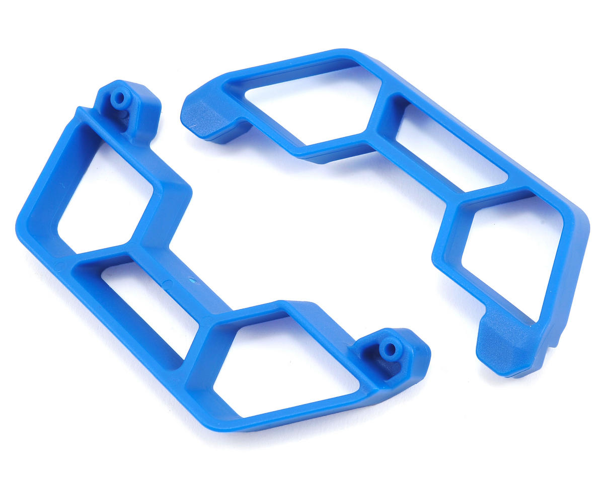 RPM Traxxas LCG Slash 2WD Nerf Bar Set (Blue)