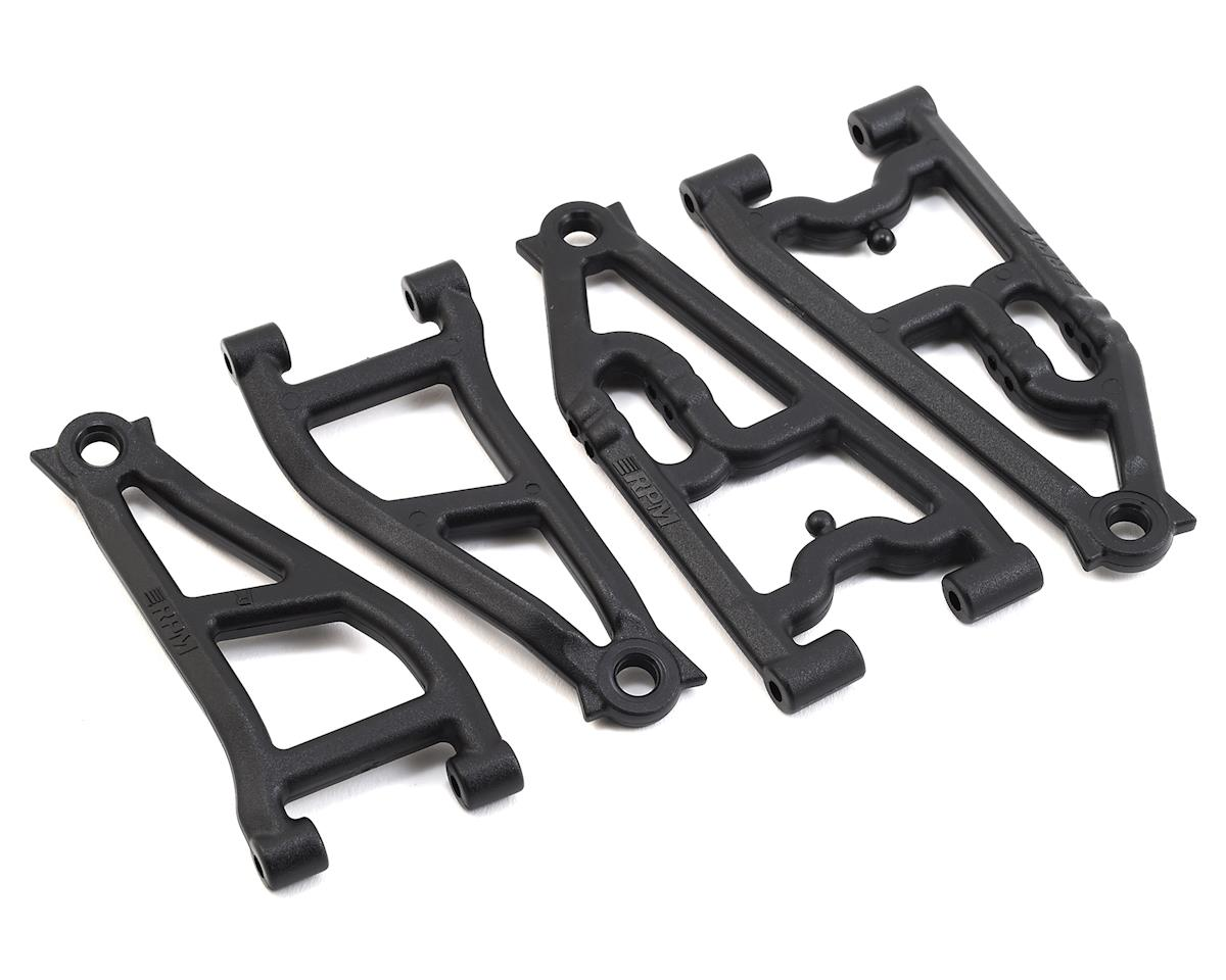 RPM Baja Rey Front Upper & Lower Suspension Arm Set