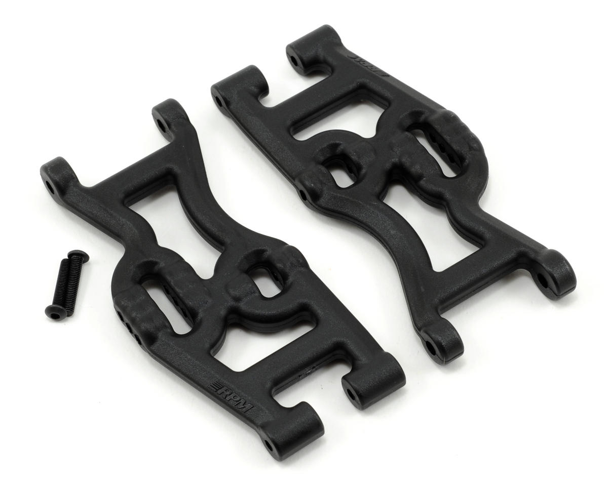 RPM Durango DESC410R Front Arm Set (Black) (Team V2)