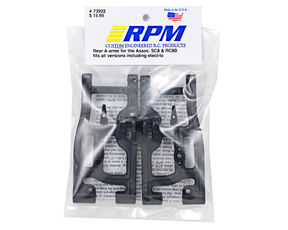RPM Rear Lower A-Arms (RC8)