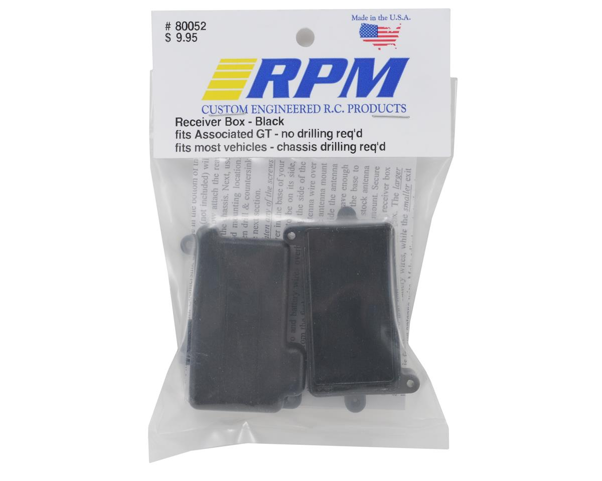 RPM Receiver Box (Black)