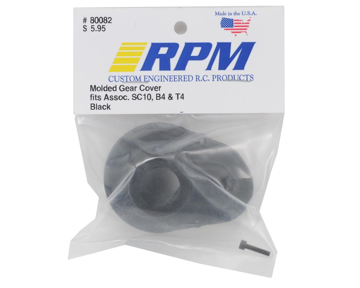 RPM Gear Cover (Black)