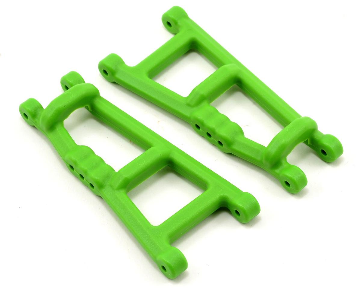 RPM Traxxas Rustler/Stampede Rear A-Arm Set (Green) (2)