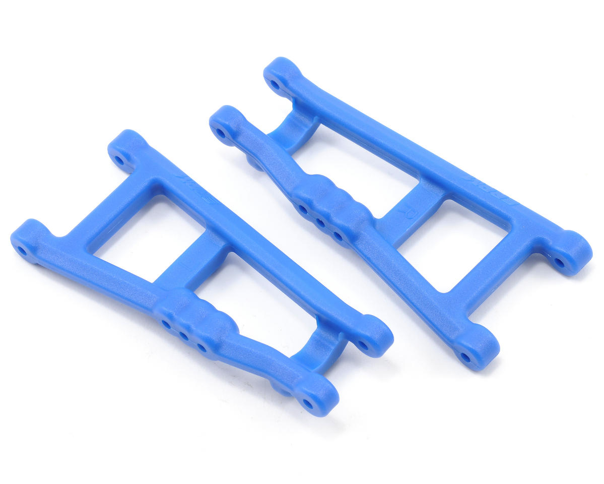 RPM Traxxas Rustler/Stampede Rear A-Arm Set (Blue) (2)