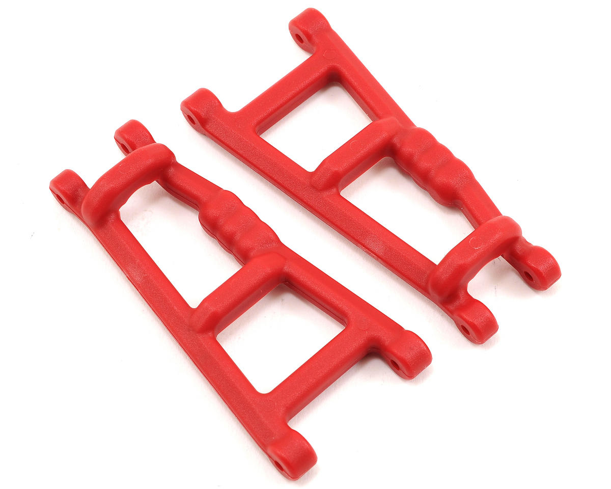 Traxxas Rustler/Stampede Rear A-Arm Set (2) (Red) by RPM