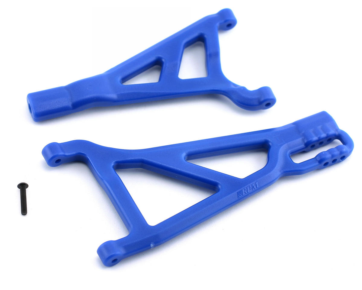 RPM Traxxas Revo Front Left A-Arms (Blue)