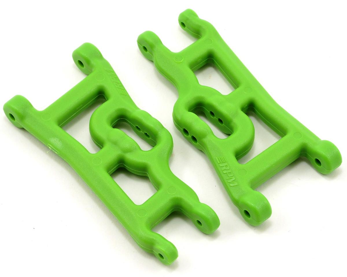 RPM Front A-Arm Set (Green) (Rustler, Stampede & Slash) (2)