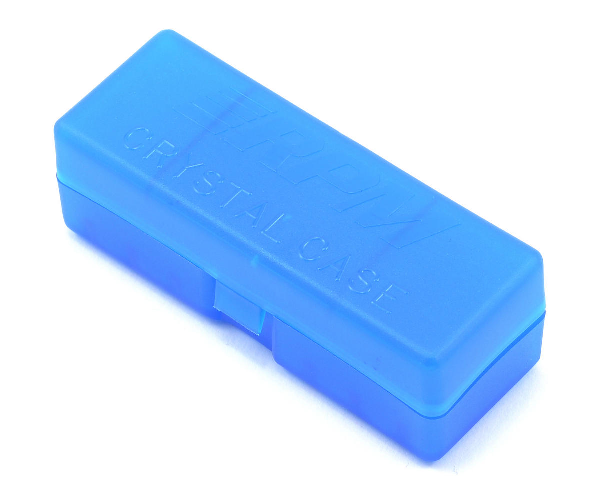 RPM Crystal Case (Blue)
