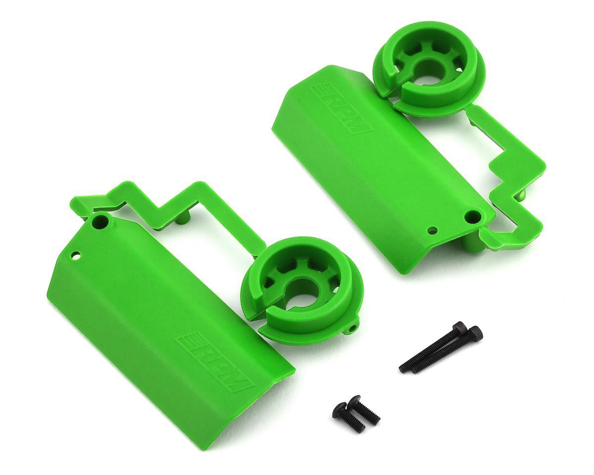 RPM Traxxas X-Maxx Shock Shaft Guards (Green)