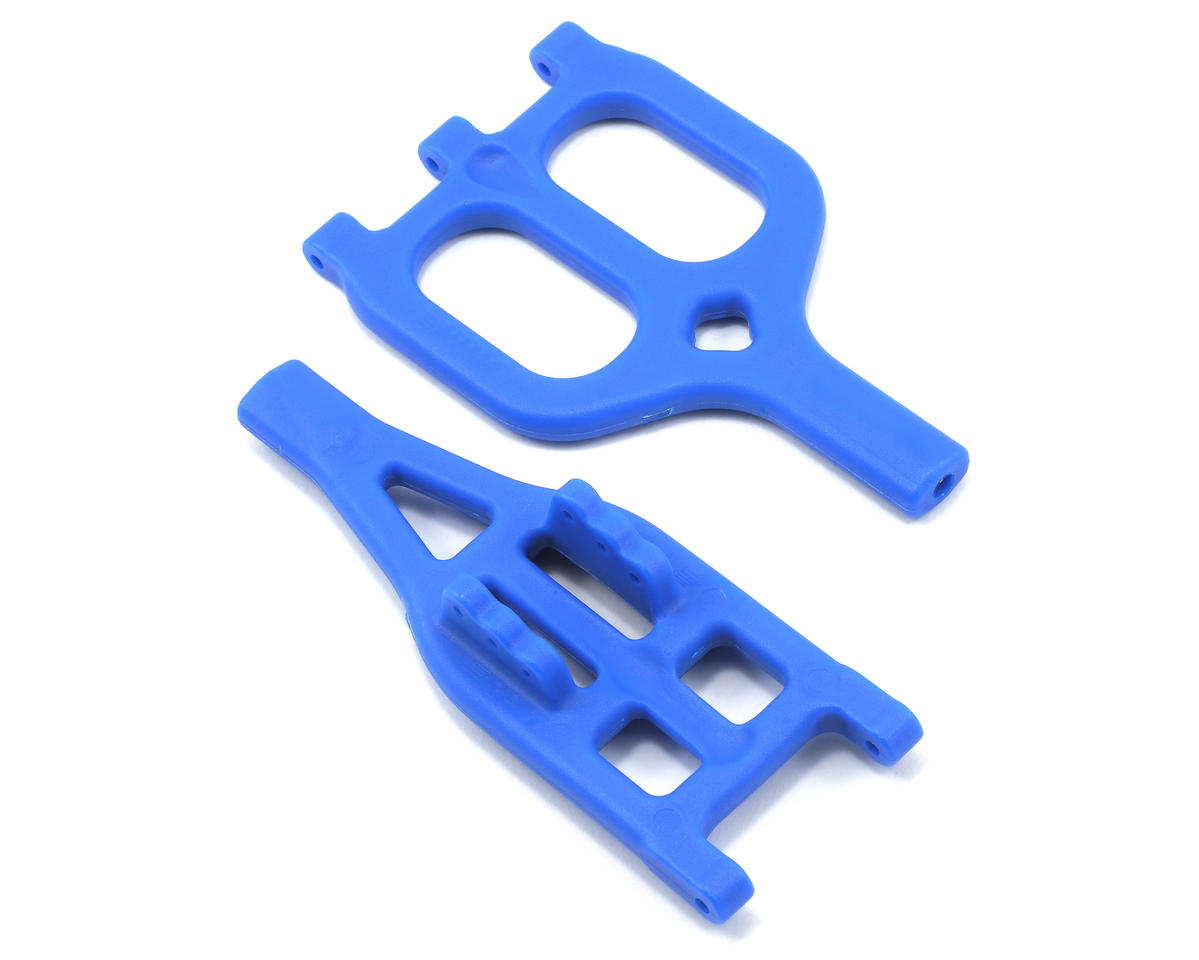 A-Arm (Blue) (T Maxx 3.3/2.5R) (1 Upper/1 Lower) by RPM
