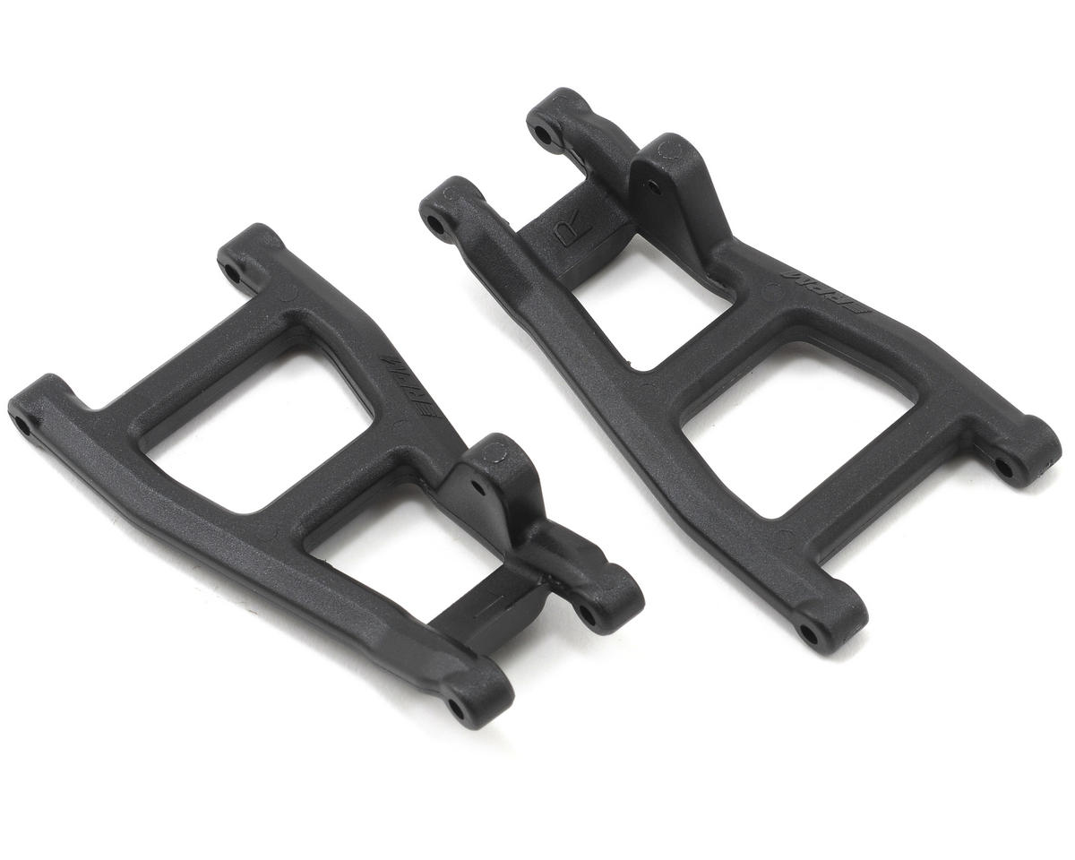 RPM Rear A-Arms (Black) (Nitro Rustler,Stampede,Sport) (2) (Traxxas Nitro Sport)