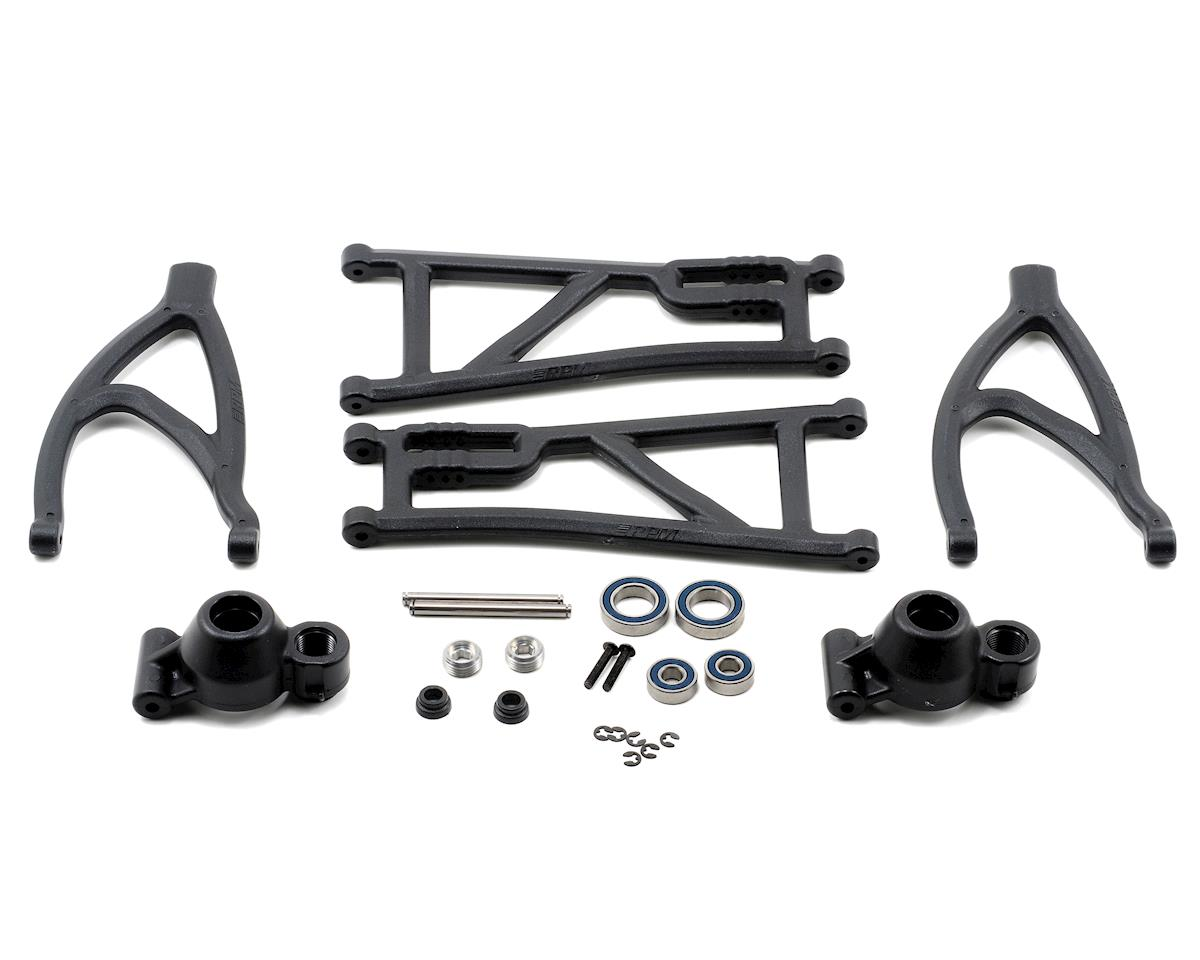 RPM Revo True-Track Rear A-Arm Conversion Kit (Black)
