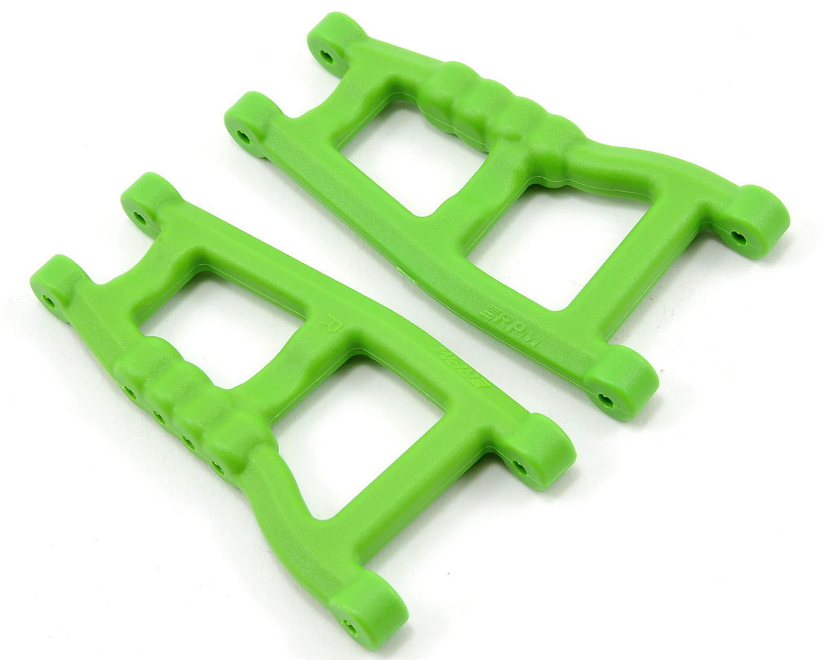 RPM Traxxas Slash Rear A-Arms (Green) (2)