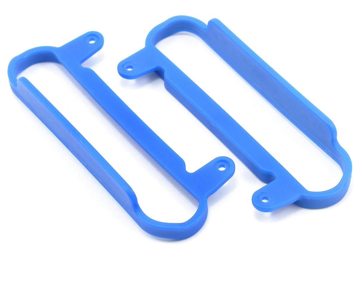 RPM Traxxas Slash & Slash 4x4 Nerf Bars (Blue)
