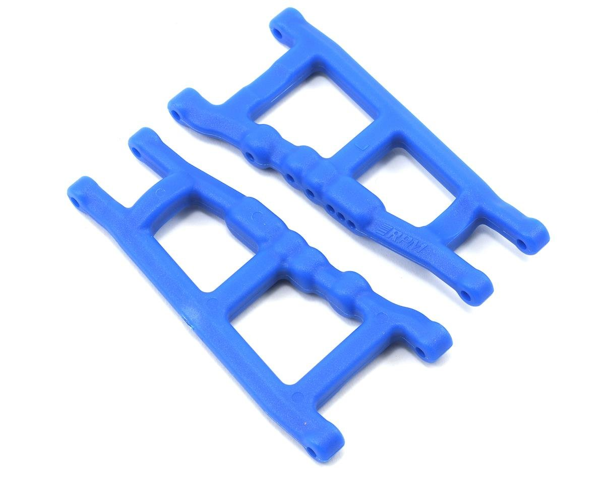 Traxxas Slash 4x4 Front or Rear A-arms (Blue) by RPM