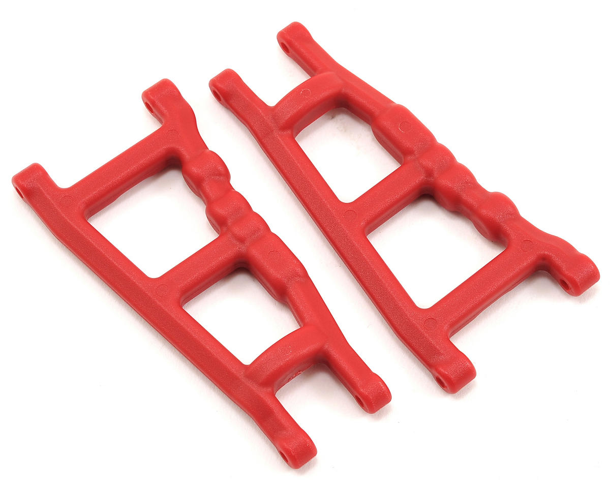 RPM Traxxas 4x4 Front/Rear A-Arm Set (Red) (2)