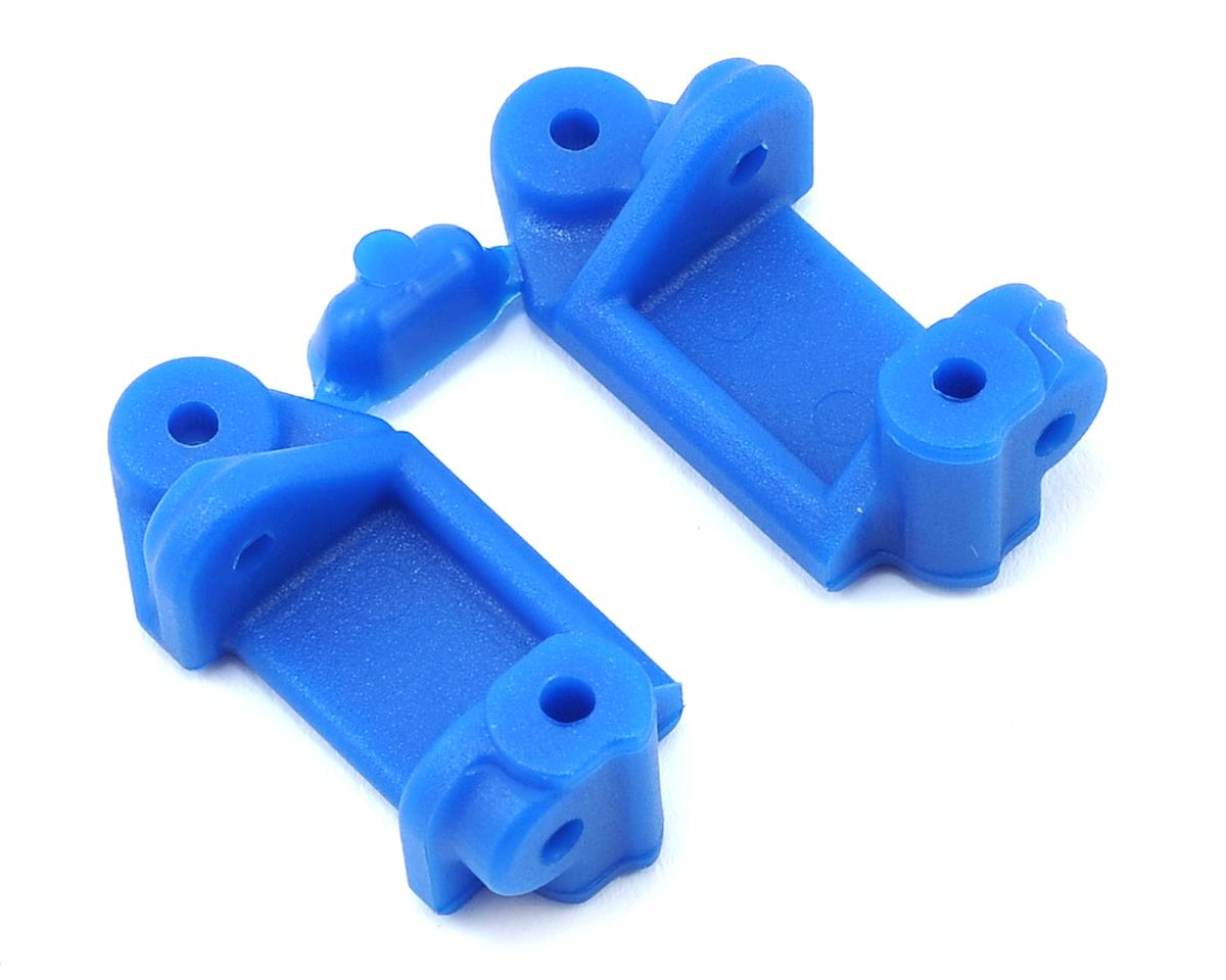 RPM Traxxas 30 Deg Front Caster Blocks (Blue)