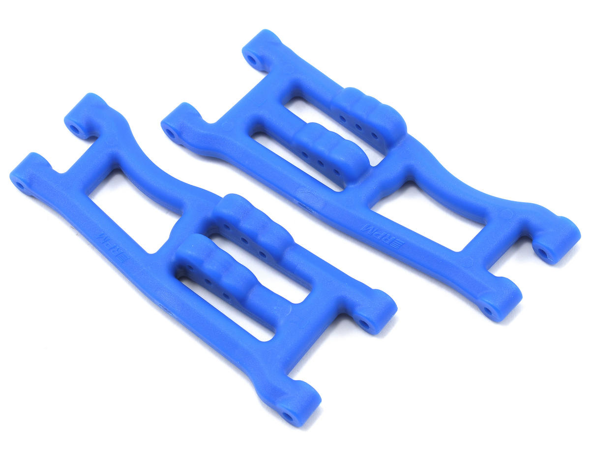 RPM Front A-Arms (Blue) (Jato) (2)