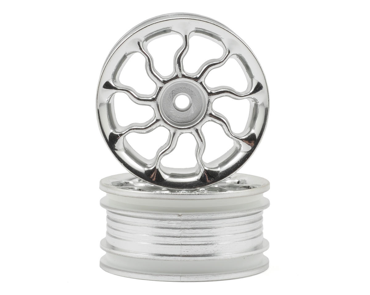 "RPM ""Sunburst"" Sedan Wheels (Chrome) (2)"