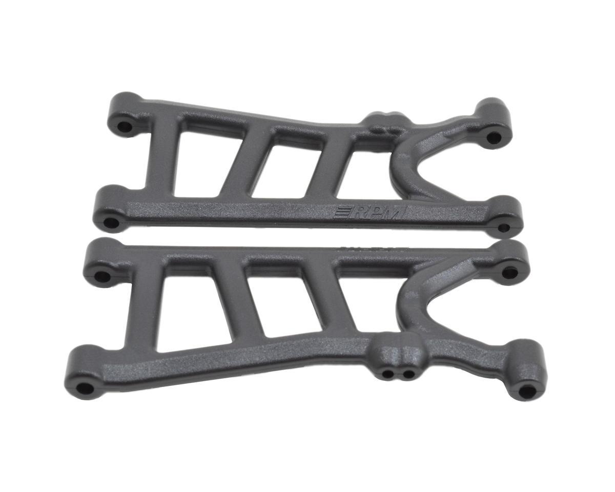 RPM Arrma Typhon 4x4 3S BLX Rear Suspension Arm Set (Black)