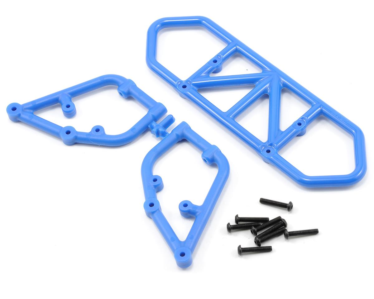 RPM Traxxas Slash Rear Bumper (Blue)