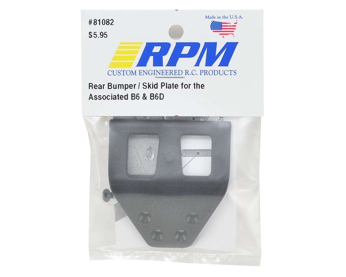 RPM B6/B6D Rear Bumper & Skid