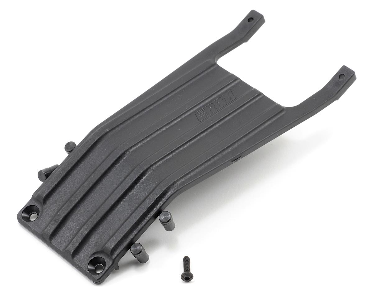 Front Skid Plate (Black) (Slash) by RPM