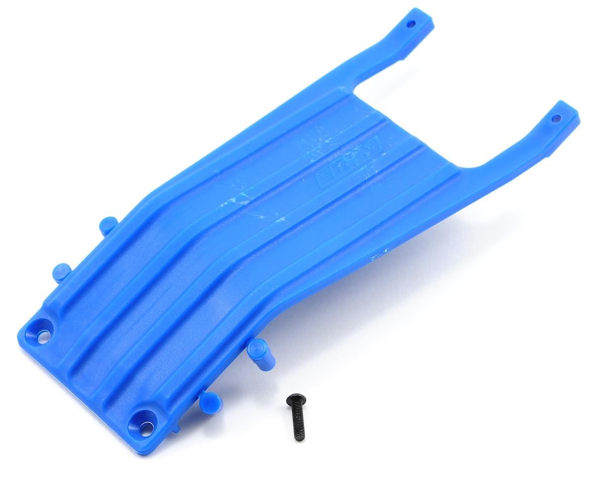 Front Skid Plate (Blue) (Slash) by RPM