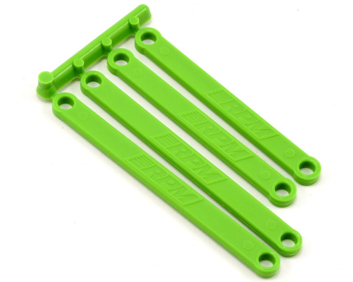 RPM Camber Link Set (Green) (4)