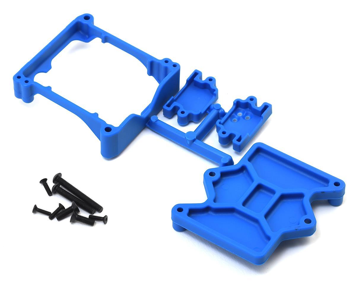 RPM Traxxas Sidewinder 4 ESC Cage (Blue)