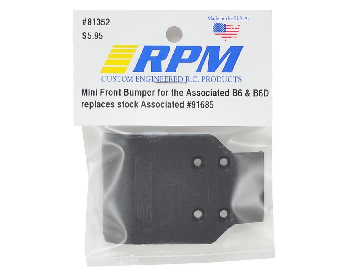 RPM B6/B6D Mini Front Bumper