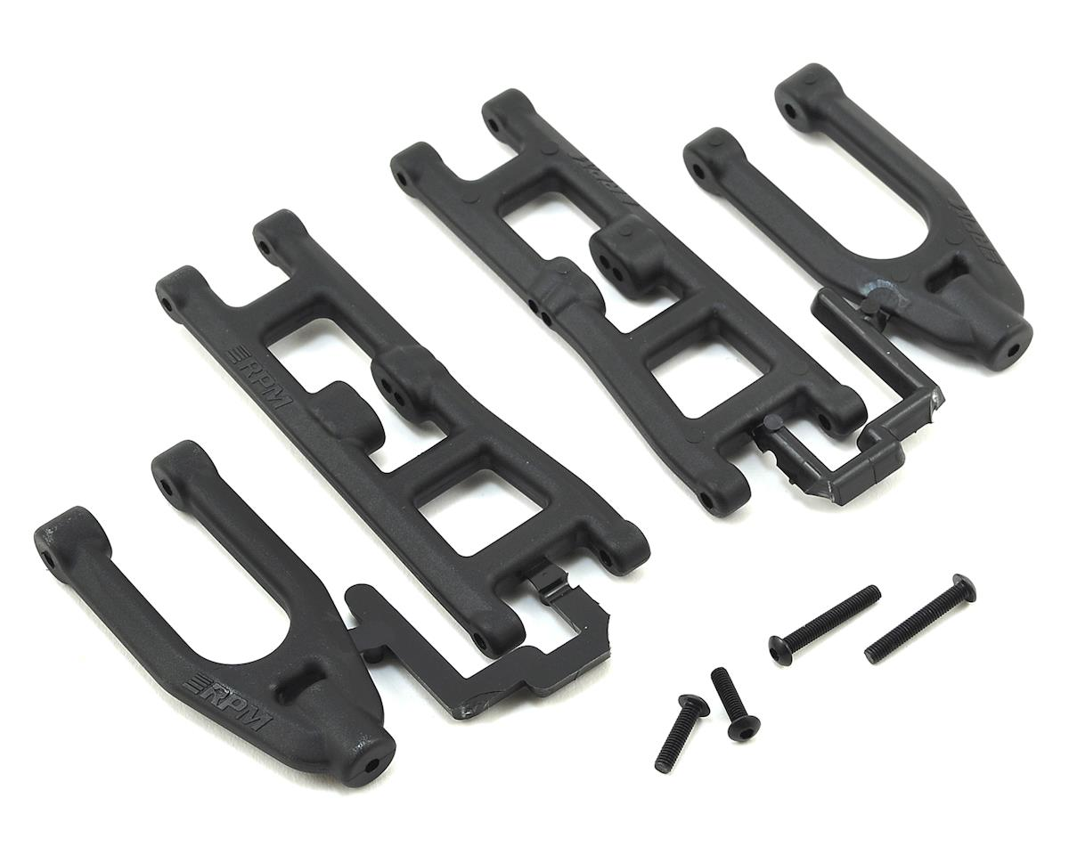 RPM ARRMA Front Upper & Lower Suspension Arm Set