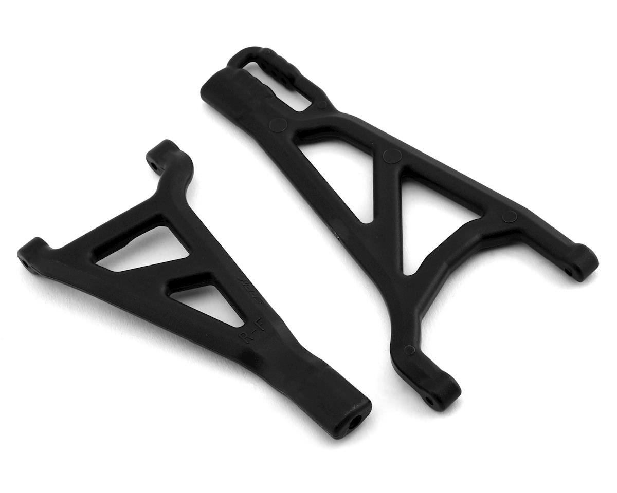 E-Revo 2.0 Front Right Suspension Arm Set (Black)