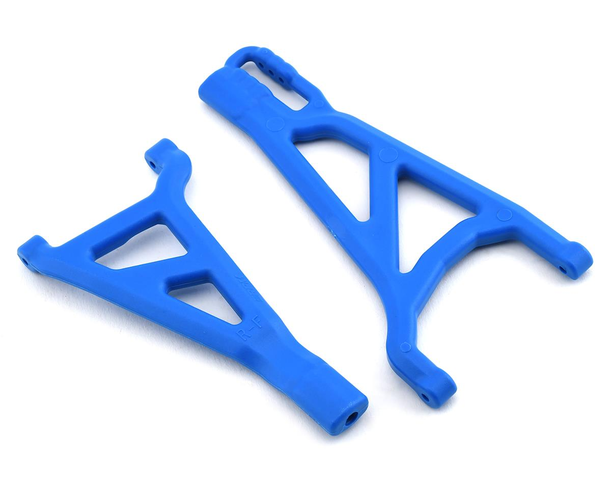 E-Revo 2.0 Front Right Suspension Arm Set (Blue)