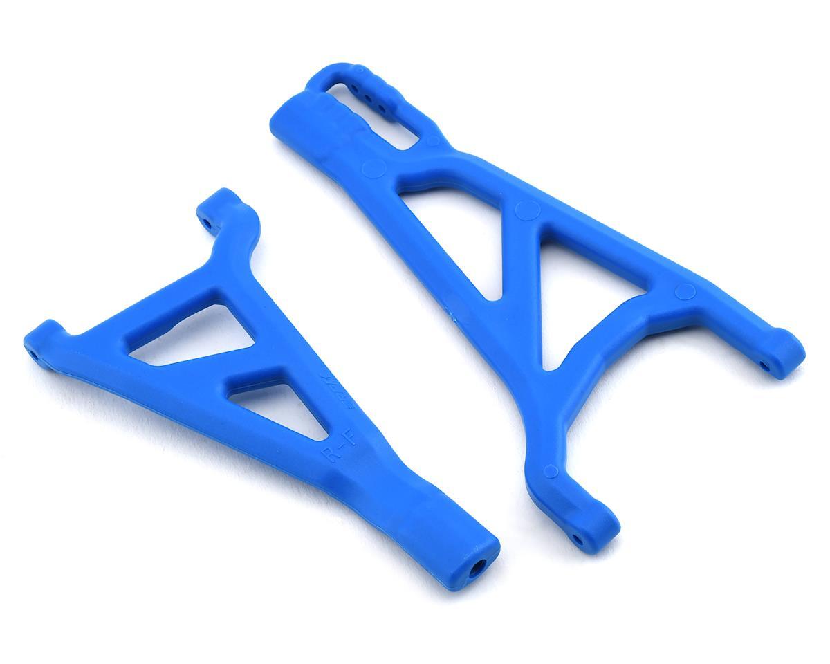 RPM E-Revo 2.0 Front Right Suspension Arm Set (Blue)