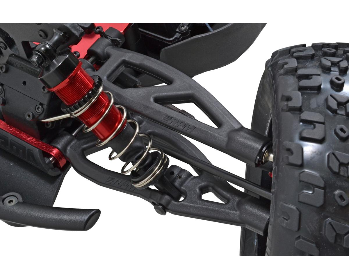 RPM Kraton/Outcast Front Upper & Lower Suspension Arm Set