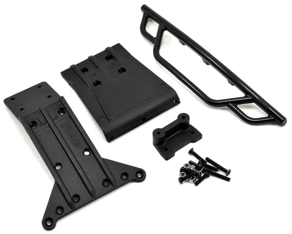RPM ECX Torment 4x4 Front Bumper & Kick Plate