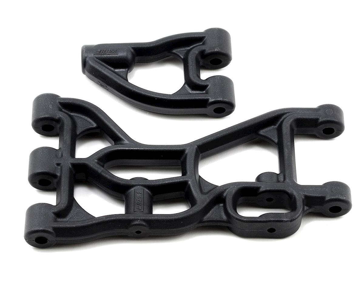 RPM Rear Upper & Lower A-Arms (Black) (5B/5T)