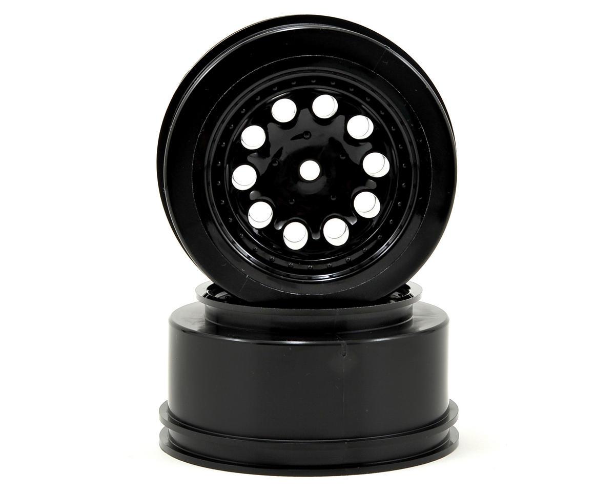Revolver Wheels Black Traxxas Slash 2WD Front by RPM RPM82322
