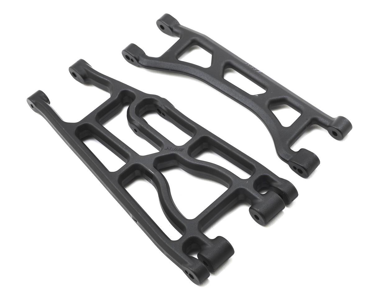 Traxxas X-Maxx Upper & Lower A-Arms (Black) (2)