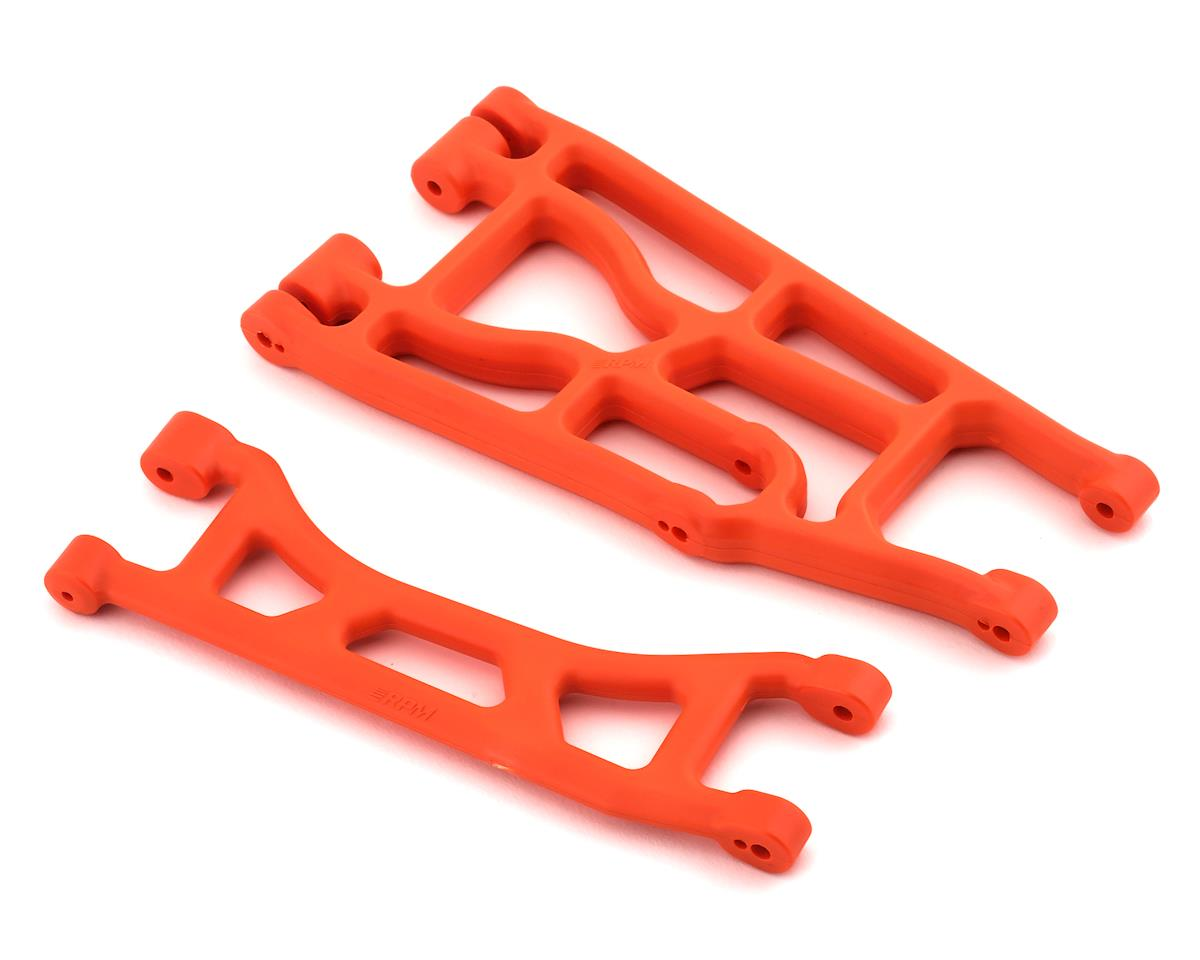 RPM X-Maxx Upper & Lower A-Arm (Orange)
