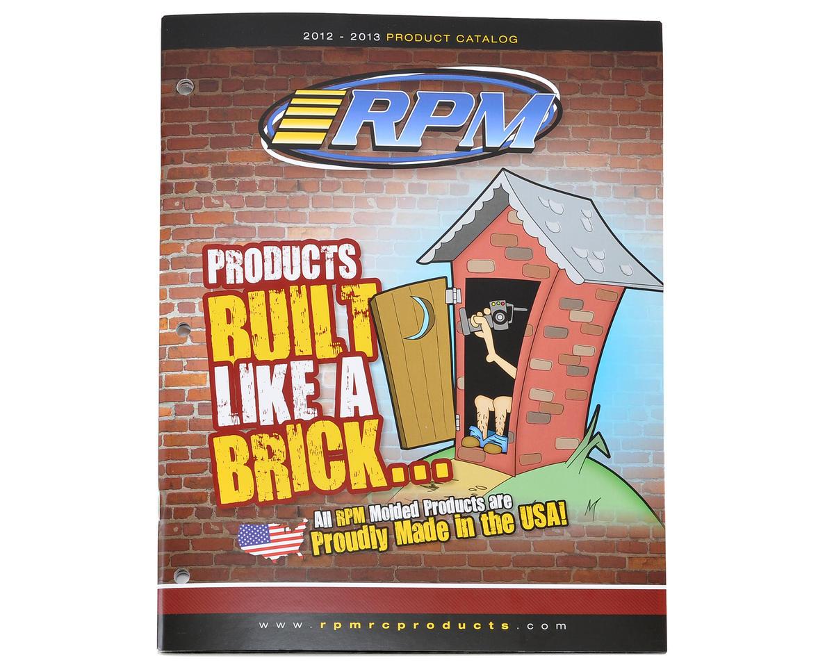 RPM 2012 Catalog (FREE!)