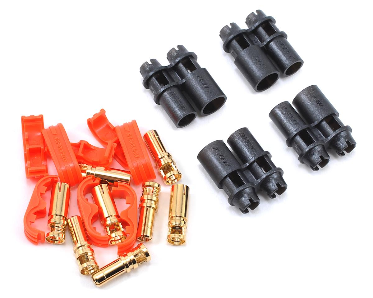 RCPROPLUS D4 Supra X Battery Connector Set (2 Sets) (12~14AWG)