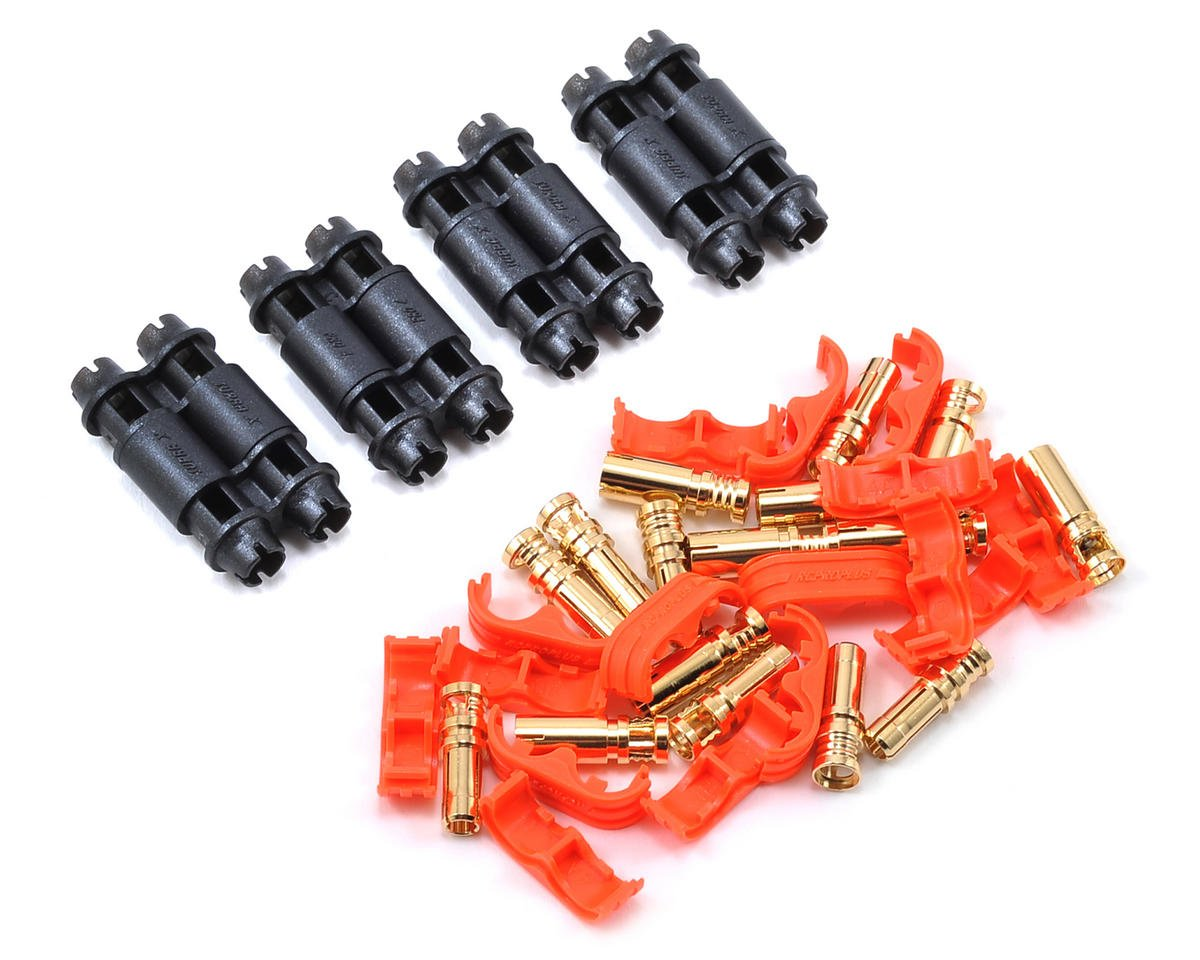 D4 Supra X Battery Connector Set (4 sets) (12~14AWG)