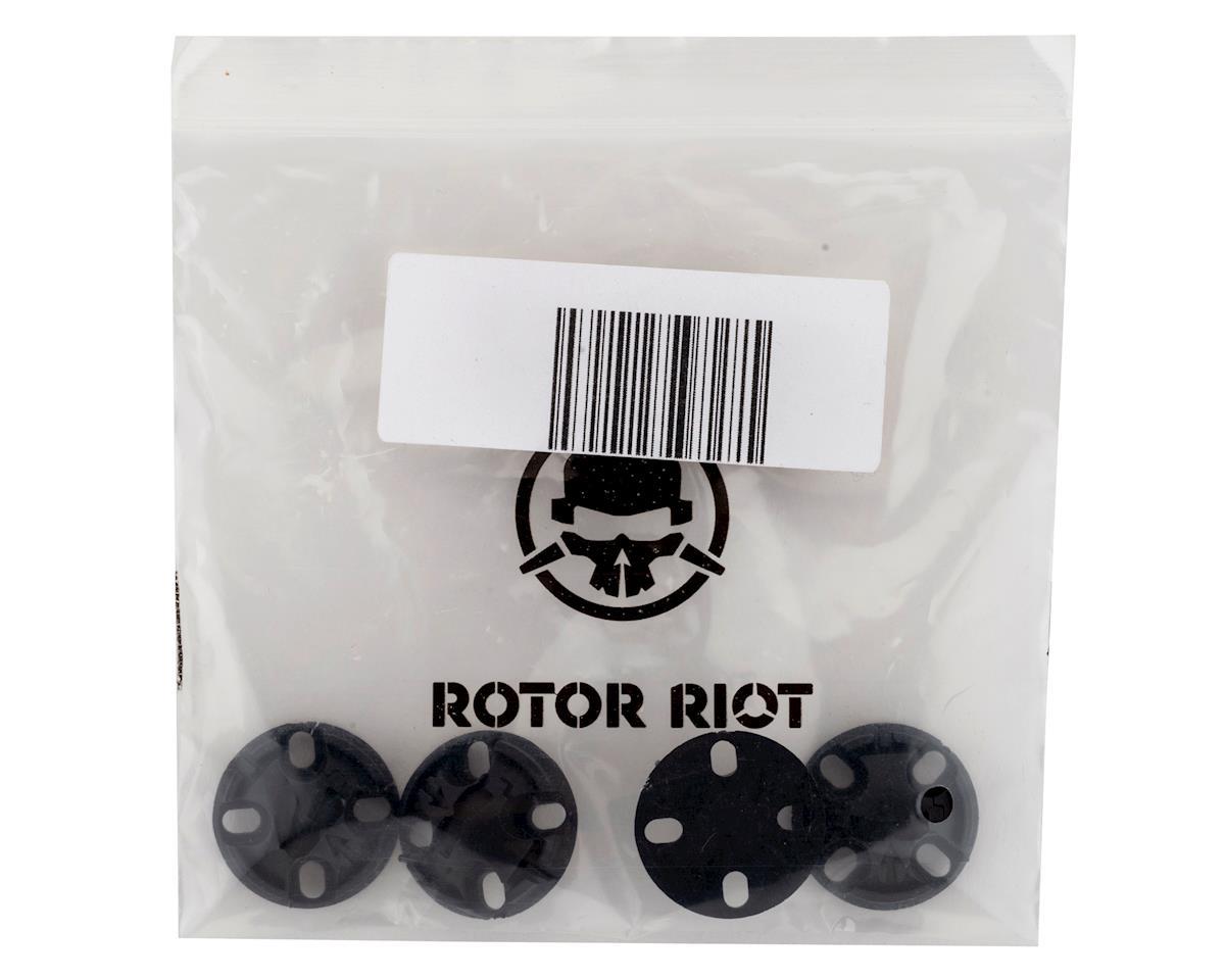 Rotor Riot Kwad Skidz  (Black) (4)