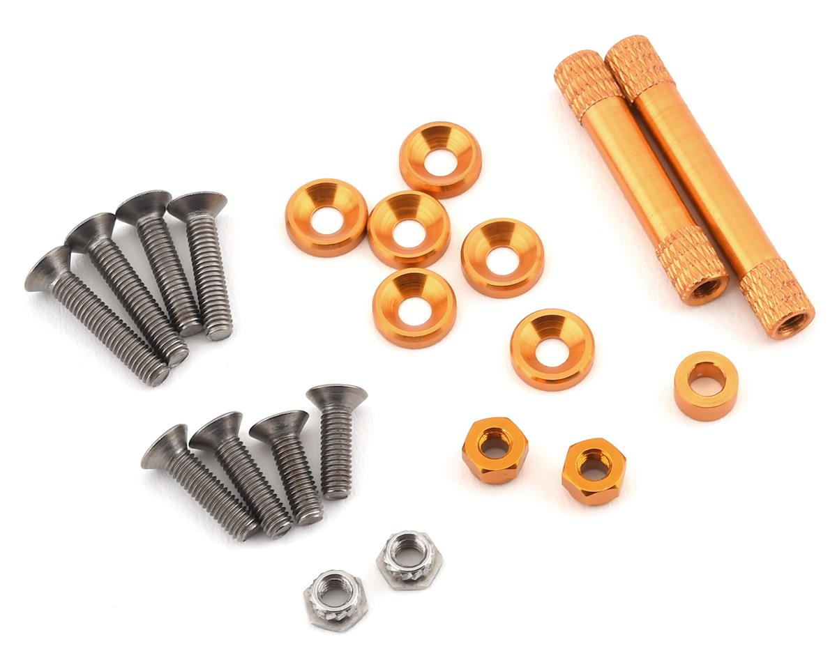 Rotor Riot The Remix Frame Replacement Spare Hardware Kit (Gold)