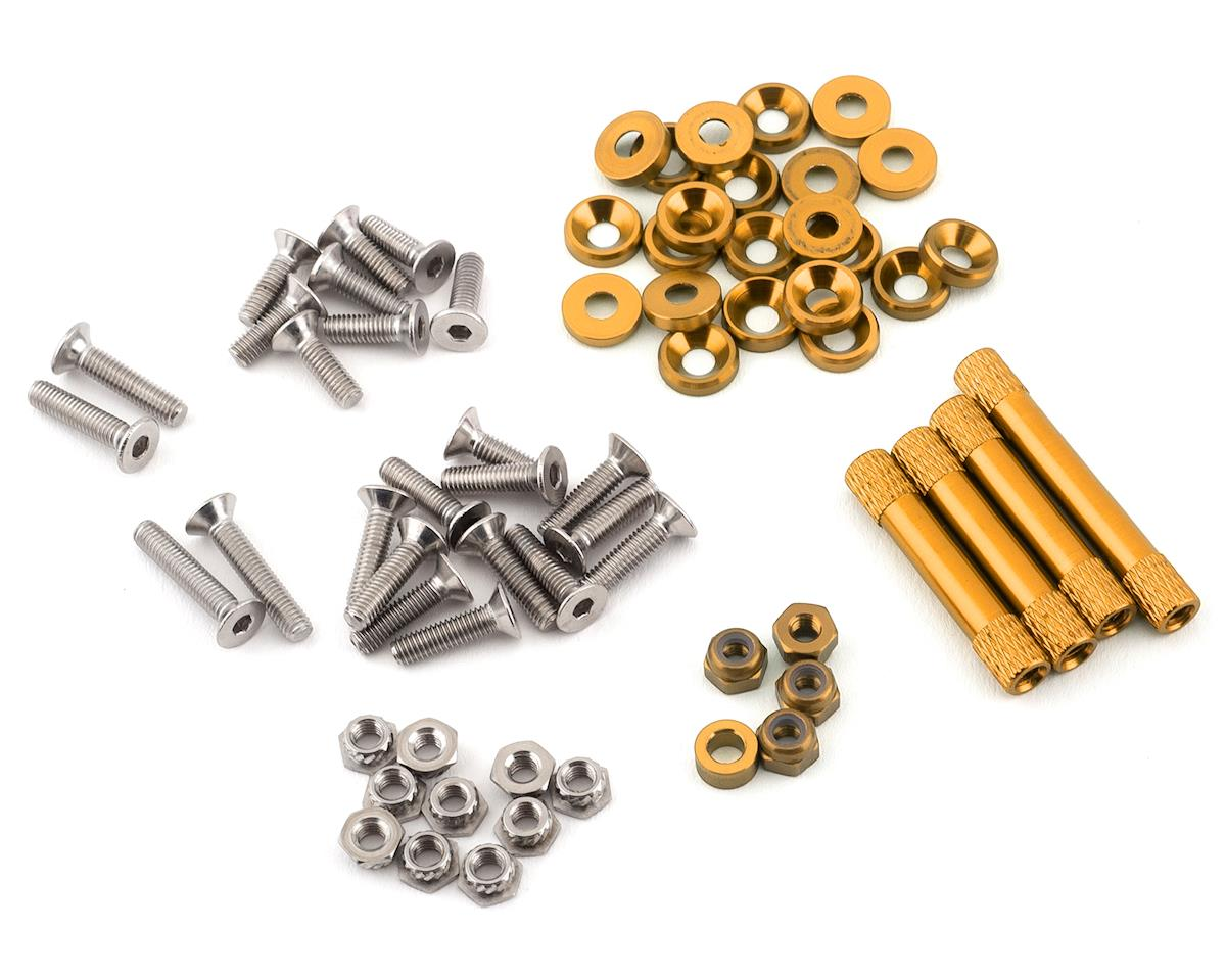 Rotor Riot The Remix Frame Replacement Full Hardware Kit (Gold)